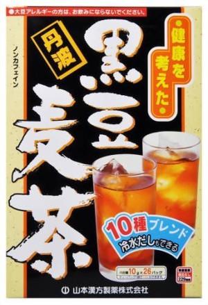 Чай с черной фасолью Yamamoto Kanpo Black Bean Barley Tea