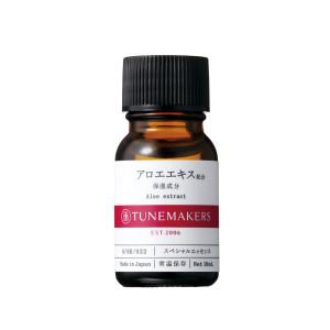 Концентрированная эссенция с экстрактом алоэ для борьбы с сухостью и огрубением кожи TUNEMAKERS Aloe Extract