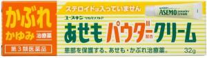 Крем-пудра от сыпи и воспаления кожи Yuskin Asemo Powder Cream