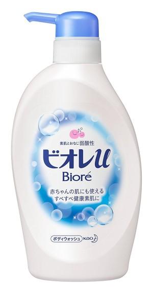 Детское жидкое мыло Kao Biore Le