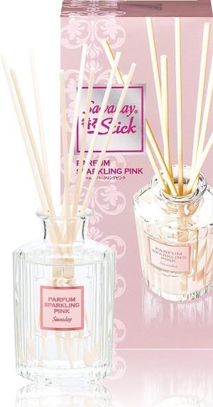Натуральный аромадиффузор для дома Sawaday stick Parfum sparkling pink