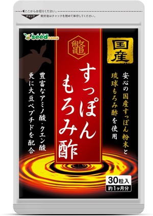 Общеукрепляющий комплекс SeedComs Suppon Moromi Vinegar