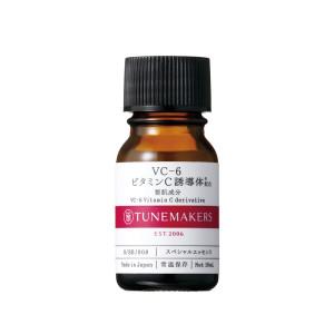 Высококонцентрированная эссенция с витамином С для здоровой, сияющей кожи TUNEMAKERS VC-6