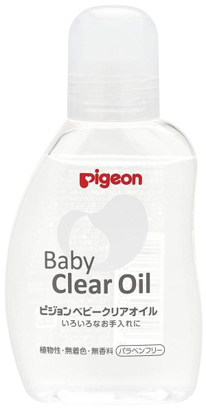 Детское масло Pigeon Baby Clear Oil
