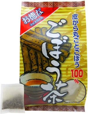 Чай из корня лопуха Yuki Pharmaceutical Burdock Tea