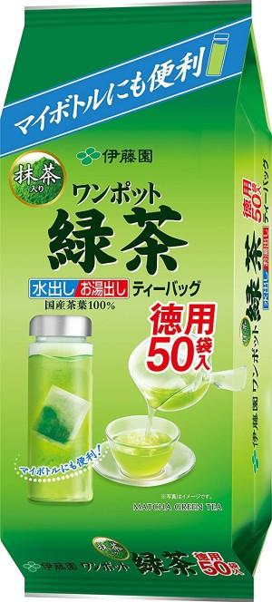 Матча Green Tea Bag With Matcha