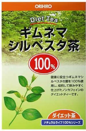 Чай для похудения Orihiro Diet Tea