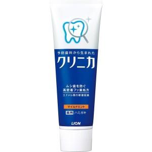 Восстанавливающая эмаль зубная паста LION Clinica Toothpaste