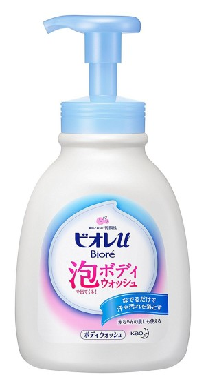Пенка для умывания Kao Biore Body Wash