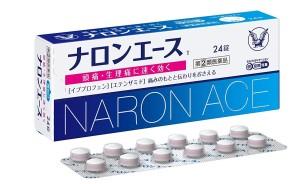 Жаропонижающий анальгетик Taisho Naron Ace Т