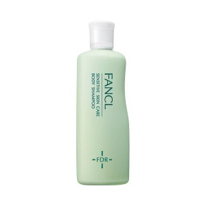 Шампунь для тела FANCL FDR sensitive skin care body shampoo