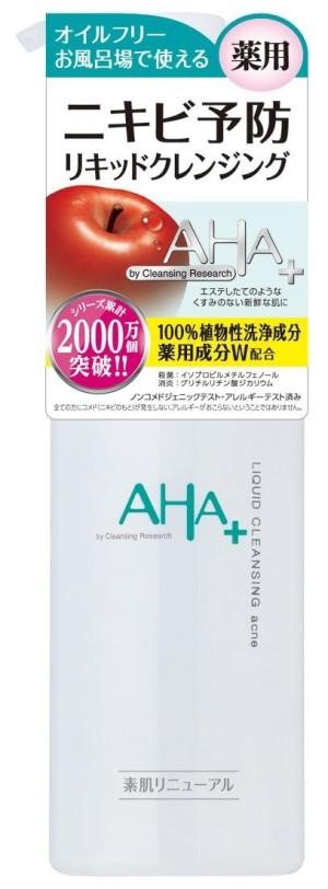 Очищающий лосьон от акне с AHА-кислотами Liquid Cleansing Аcne AHА BCL