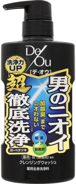 Гель для душа против запаха пота Rohto De-Ou Medicated Body Wash