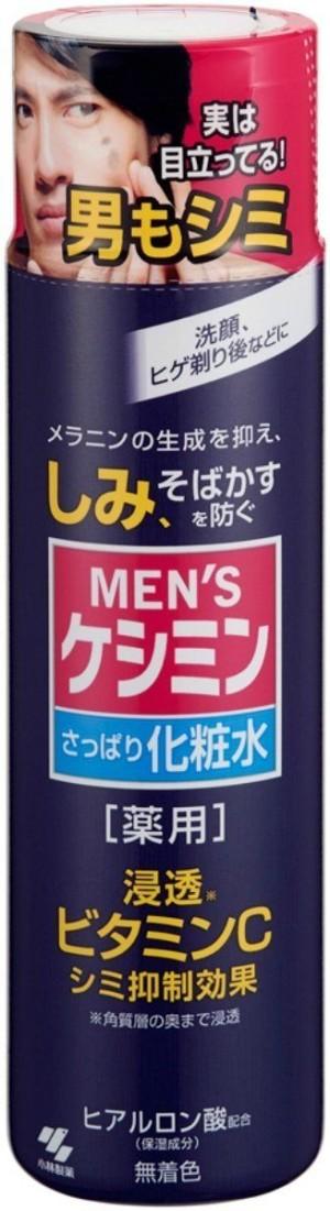 Мужской лосьон против пигментации Kobayashi Pharmaceutical Men's Cosmetic Lotion