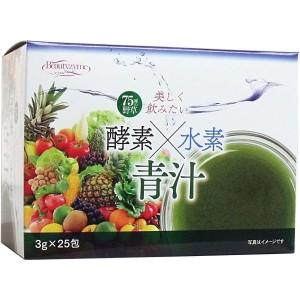 Ячменный аодзиру для похудения Hikari