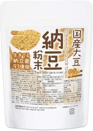 Порошок натто NICHIGA Natto Powder 100%