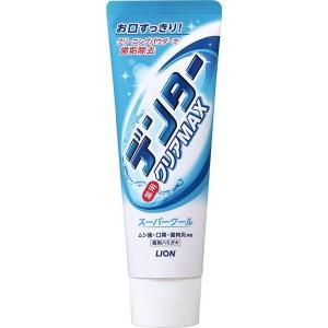 Отбеливающая зубная паста LION Denter Clear MAX