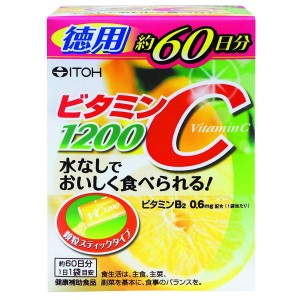 Витамин С 1200 ITOH на 60 дней