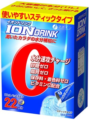 Ионный напиток для занятий спортом FINE JAPAN ION DRINK