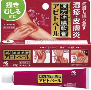 Мазь от экземы и дерматита Kobayashi Pharmaceutical Apitoveil Anti-Dermatitis Ointment