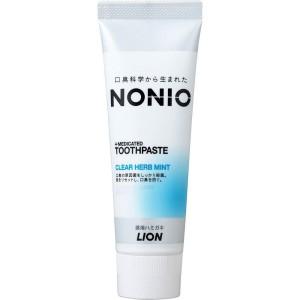Зубная паста против неприятного запаха LION NONIO Toothpaste