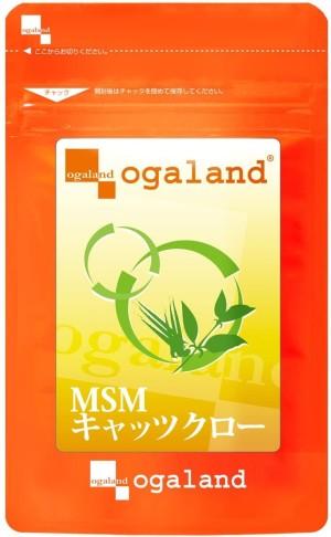 Комплекс для поддержания здоровья суставов Ogaland MSM & Cat's Claw