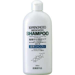 Шампунь против перхоти KAMINOMOTO Medicated Shampoo B & P