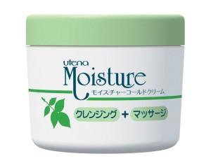 Крем для очищения и увлажнения кожи с алоэ Utena Moisture Cold Cream