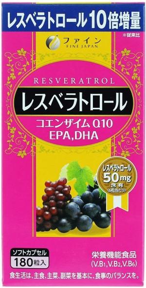 Ресвератрол Fine Japan Resveratrol