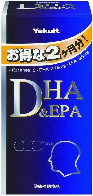 Омега-3 Yakult DHA & EPA
