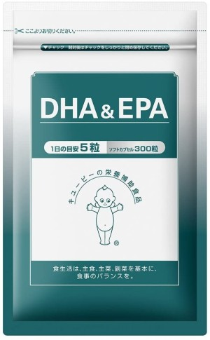 Омега-3 Kewpie DHA & EPA