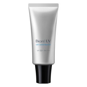 Матирующий санскрин BIORE UV Oil Control Base SPF 50+