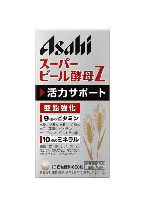 Комплекс с пивными дрожжами Asahi Super Beer Yeast Z