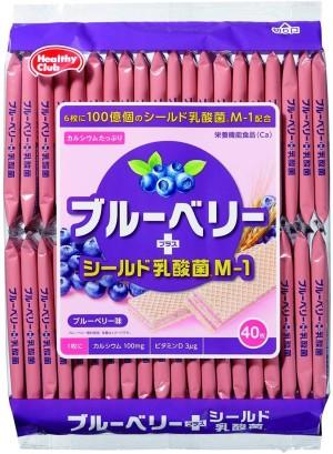 Черничные вафли Hamada Blueberry Wafer