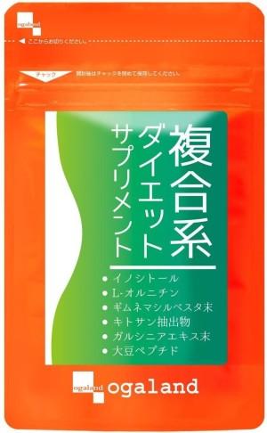 Комплекс для похудения Ogaland Combined Diet Supplement