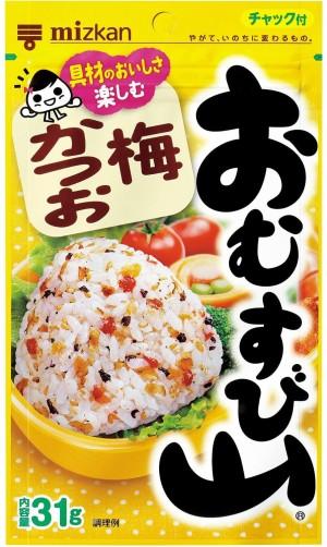 Натуральная приправа к рису Omusubiyama с японской сливой