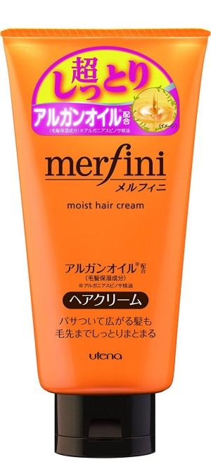 Увлажняющий крем для волос Utena Merfini Moist Hair Cream