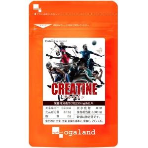 Комплекс для повышения энергии при занятиях спортом Ogaland Creatine