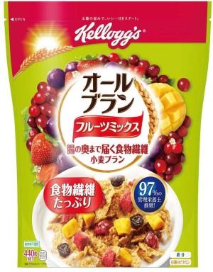 Гранола с ягодами и манго Kellogg's All-Blanc Fruit Mix Value Bag