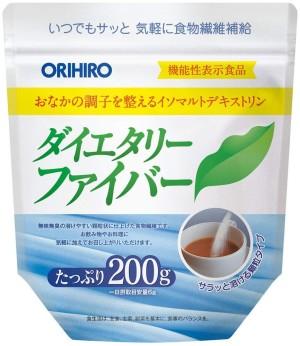 Гранулированные пищевые волокна Orihiro Dietary Fiber