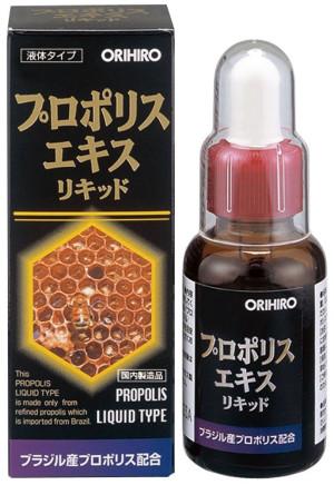 Жидкий экстракт прополиса Orihiro