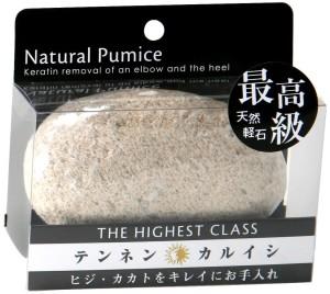 Природная пемза для ног Natural Pumice