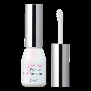 Сыворотка для ухода за ресницами и веками DHC Three-in-One Eyelash Serum