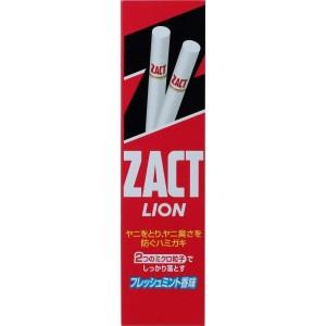 Зубная паста для курящих Lion Zact