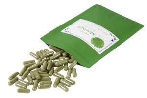 Экстракт моринги Domestic Moringa Powder Capsule в капсулах