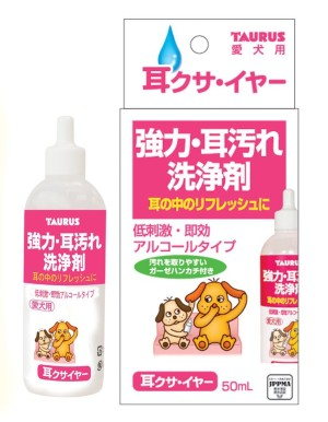 Лосьон для ушей собак и кошек TAURUS Ear Lotion For Dogs & Cats