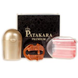 Тренажер для мышц лица и шеи Patakara Premium