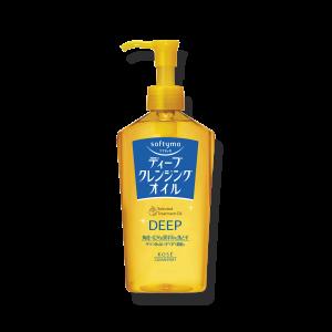 Гидрофильное масло KOSE SOFTYMO Deep Cleansing Oil