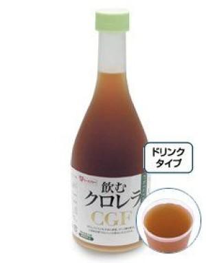 Питьевая хлорелла AFC Chlorella CGF