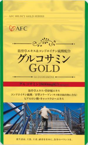Комплекс с глюкозамином для здоровья опорно-двигательной системы AFC Glucosamine GOLD